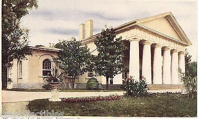 Custis Lee Mansion-Arlington,Virginia UDB - Cakcollectibles