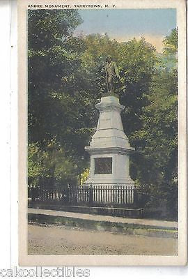 Andre Monument-Tarrytown,New York - Cakcollectibles