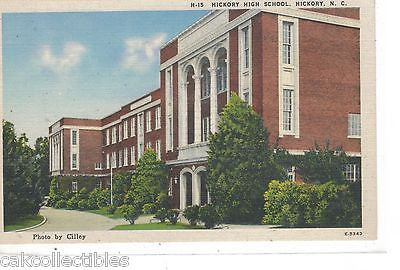 Hickory High School-Hickory,North Carolina - Cakcollectibles