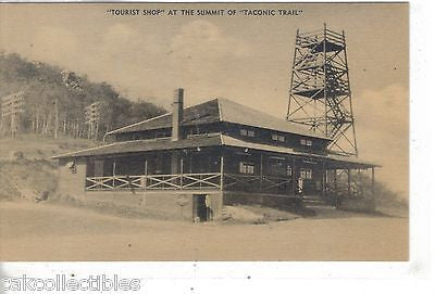"""Tourist Shop"" at The Summit of Taconic Trail - Cakcollectibles"