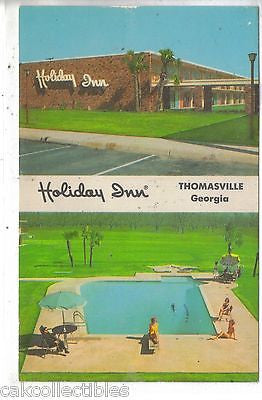 Holiday Inn-Thomasville,Georgia - Cakcollectibles
