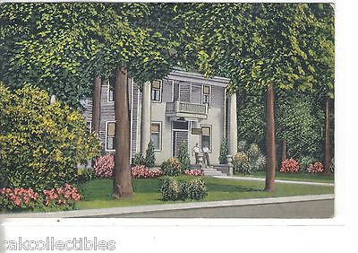 Administration Building-Winona Lake,Indiana - Cakcollectibles