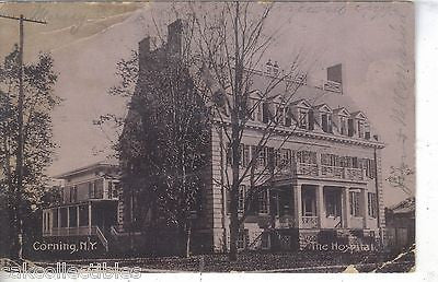 The Hospital-Corning,New York 1906 - Cakcollectibles
