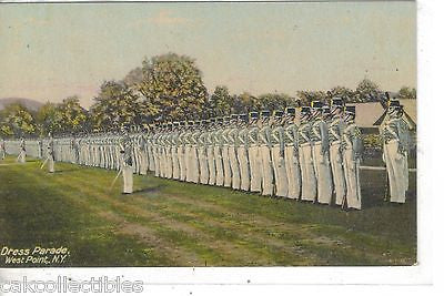 Dress Parade at West Point-New York - Cakcollectibles