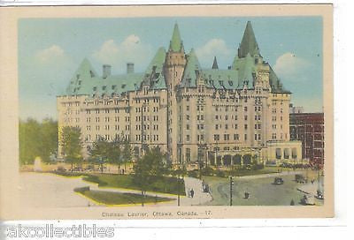 Chateau Laurier-Ottawa,Canada - Cakcollectibles