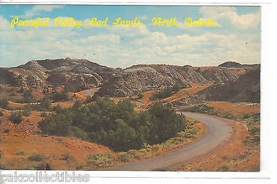 Peaceful Valley,Bad Lands-North Dakota - Cakcollectibles