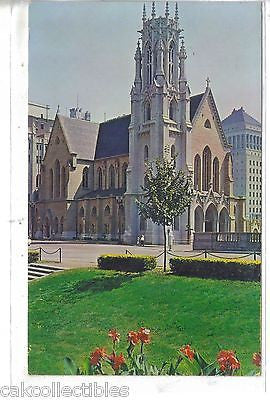 Christ Church Cathedral-Downtown St. Louis,Missouri - Cakcollectibles