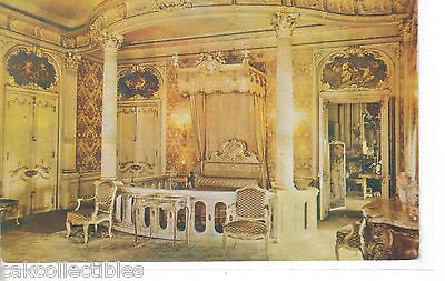Bedroom of Mrs. Vanderbilt,Vanderbilt Mansion Nat.Historic Site-Hyde Park,N.Y. - Cakcollectibles