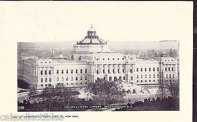 Congressional Library-Washington,D.C. 1904 - Cakcollectibles