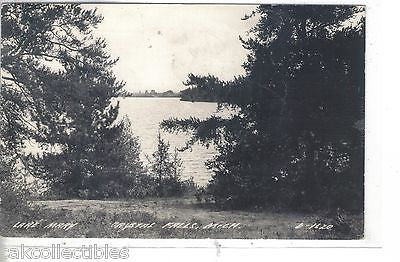 RPPC-Lake Mary-Crystal Falls,Michigan 1949 - Cakcollectibles - 1