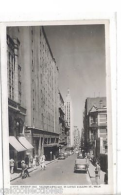 Victoria Palace,in Little Collins St.,Melb. - Cakcollectibles - 1