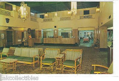 Interior,Hotel King Cotton-Memphis,Tennessee - Cakcollectibles
