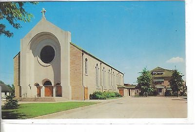 The Church of The Blessed Sacrament and Rectory Cleveland, Ohio - Cakcollectibles
