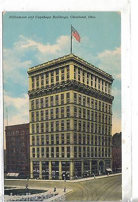 Williamson and Cuyahoga Buildings-Cleveland,Ohio - Cakcollectibles