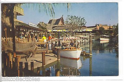 Leaving The Adventureland Dock-Disneyland - Cakcollectibles - 1