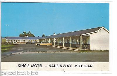 King's Motel-Naubinway,Michigan - Cakcollectibles - 1