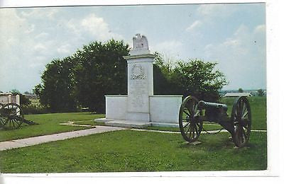 Harrisburg Battle Monument, Tupelo, Mississippi - Cakcollectibles