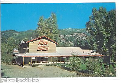 The Town House Restaurant-Redston,Colorado - Cakcollectibles