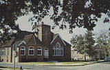 St. John's Methodist Church Seaford, Delaware Postcard - Cakcollectibles - 1