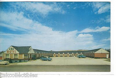 New Motel-Evanston,Wyoming - Cakcollectibles