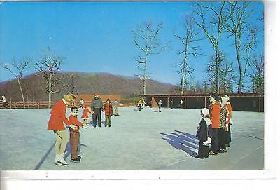 The Homestead Skating School, Hot Springs, Virginia - Cakcollectibles