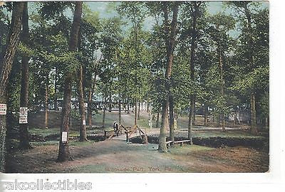Brookside Park-York,Pennsylvania 1908 - Cakcollectibles
