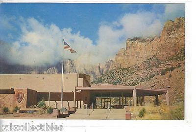 Visitor Center and Oak Creek Canyon-Zion National Park-Utah - Cakcollectibles