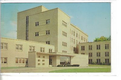 Silver Cross Hospital-Joliet,Illinois 1956 - Cakcollectibles