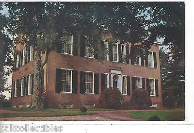 """Federal Hill',Home of Judge John Rowan near Bardstown,Kentucky - Cakcollectibles"