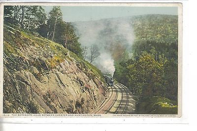 The Berkshire Hills between Chester and Huntington,Massachusetts - Cakcollectibles