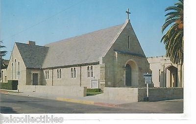 Presbyterian Church on Davis Street-Santa Paula,California - Cakcollectibles