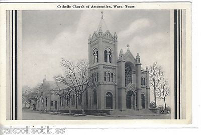 Catholic Church of Assumption-Waco,Texas - Cakcollectibles