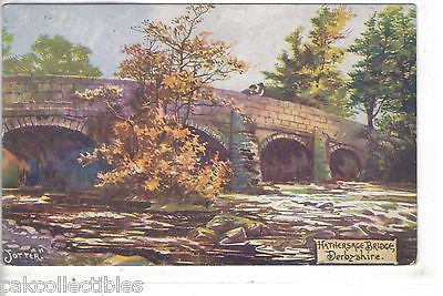 Heathersage Bridge-Derbyshire 1909 - Cakcollectibles