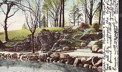 """The Spring"",Ohio State University-Columbus,Ohio 1908 - Cakcollectibles"