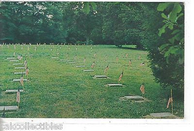 Poplar Grove National Cemetery-Petersburg National Battlefield-Virginia - Cakcollectibles