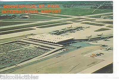 Minneapolis-St. Paul International Airport-Minnesota #2 - Cakcollectibles