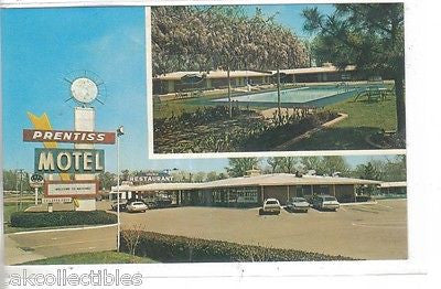 Prentiss Motel-Natchez,Mississippi - Cakcollectibles - 1