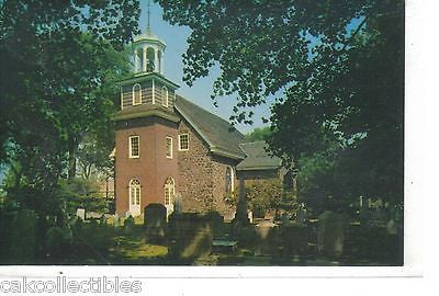 Old Swedes Church-Wilmington,Delaware - Cakcollectibles