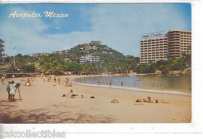 Beach Scene-Acapulco,Mexico - Cakcollectibles