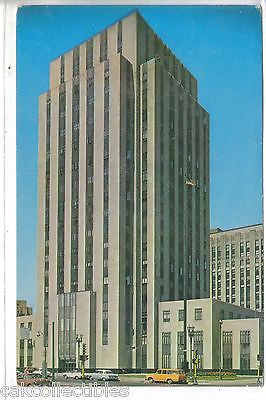 City Hall & Ramsey County Court House-St. Paul,Minnesota - Cakcollectibles
