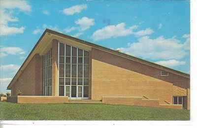 Burpee Center Is The Union At Rockford College, Rockford, Illinois - Cakcollectibles