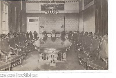 Governing Board Room,Pan American Union Building-Washington,D.C. - Cakcollectibles