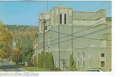 Consistory and Potter County Court House-Coudersport,Pennsylvania - Cakcollectibles