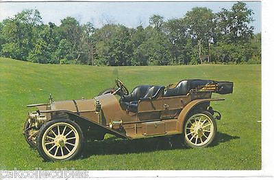 "1911 Mercer ""30M"" Toy Tonneau - Cakcollectibles"
