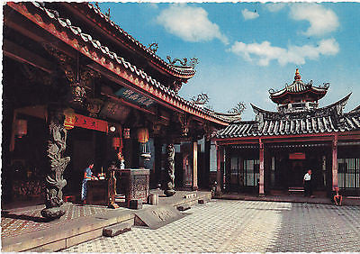 Siang Lim Sze Temple Singapore Postcard - Cakcollectibles - 1