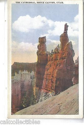 The Cathedral-Bryce Canyon,Utah - Cakcollectibles