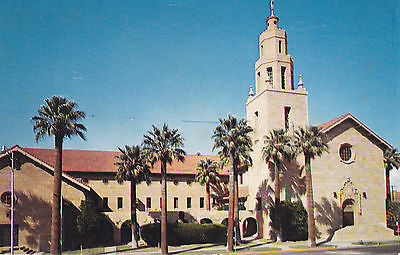 First Presbyterian Church Phoenix, Arizona Postcard - Cakcollectibles - 1