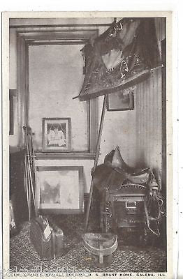 Grant's Office,General U.S. Grant Home-Galena,Illinois - Cakcollectibles