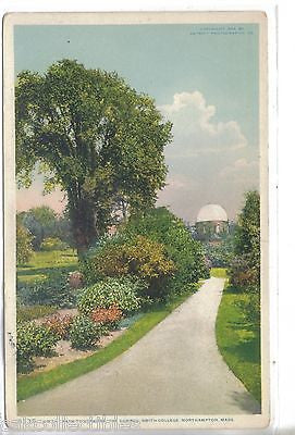 On The Path to Paradise,The Campus,Smith College-Northampton,Massachusetts  1926 - Cakcollectibles