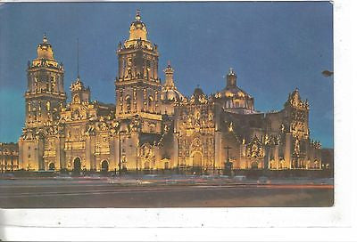 Cathedral of Mexico, Mexico - Cakcollectibles